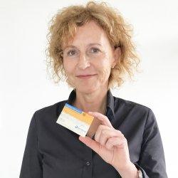 Geschäftsführerin Claudia