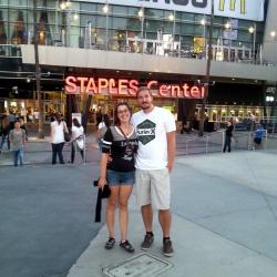 Staples Center, LA