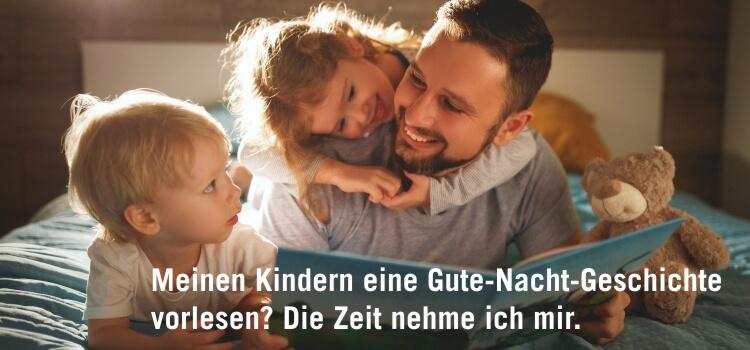 Mehr Zeit für die Familie - Job als Altenpfleger/in bei competence & more!