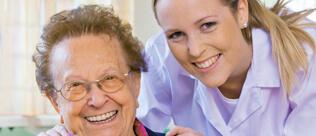 Jobs in der Altenpflege