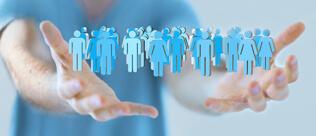 Mitarbeiter in Medizin, Pflege und Erziehung